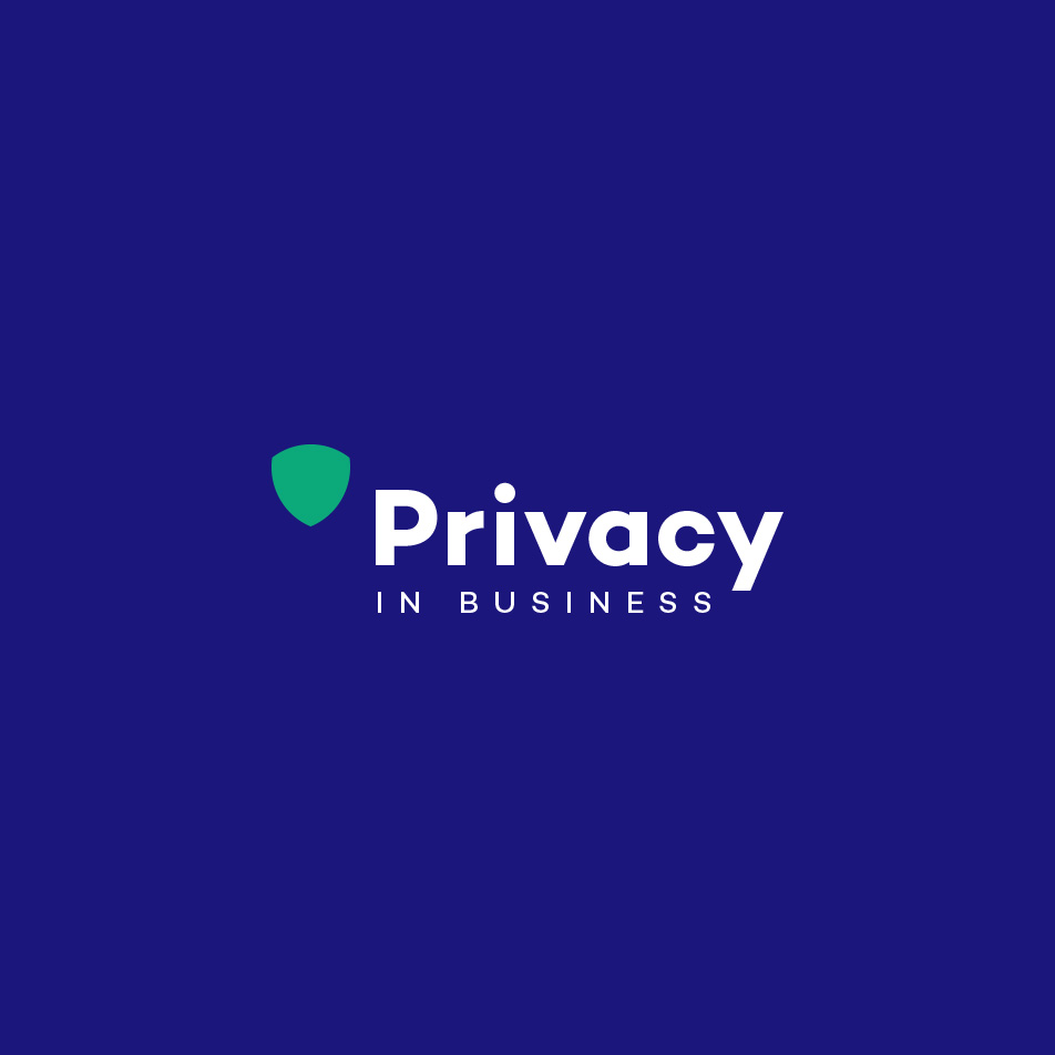 Huisstijl Privacy in Business